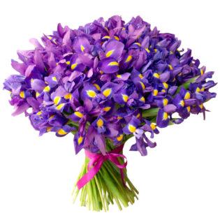 Букет «Фиолетова лагуна»